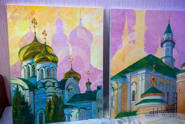 «Соприкасание культур»: В Раифском монастыре состоялся первый арт-фестиваль