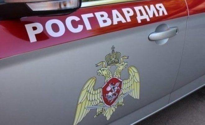В Зеленодольском районе росгвардейцы задержали 27-летнего мужчину по подозрению в угоне автомобиля