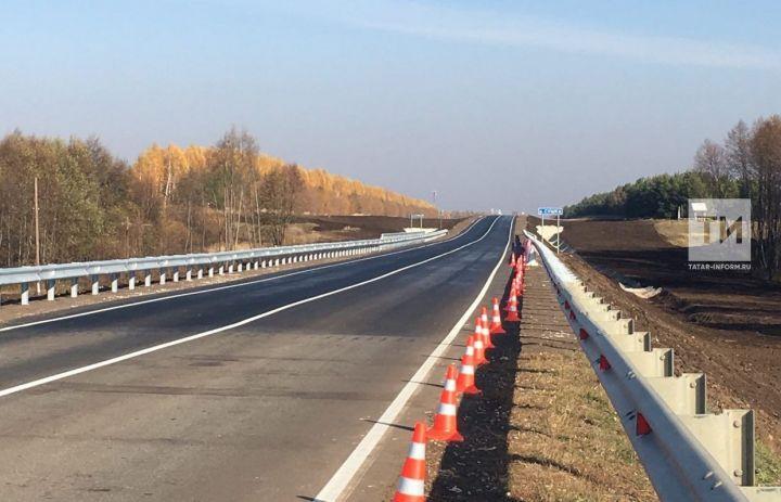 В Татарстане за 2018 год построено и реконструировано 88 км автодорог 61e1c1e268a